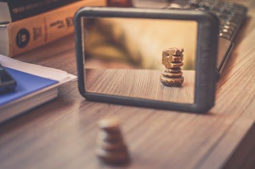 Lita inte enbart på din egen spegelbild. Använd dig av före- och efterbilder samt goda vänners utlåtanden.