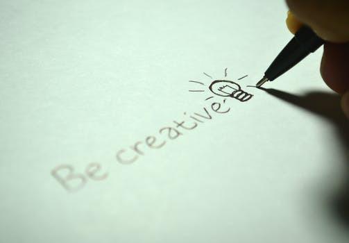 Tryter kreativiteten? Träna mer!