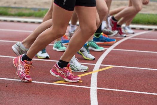 Fyra maratonlopp är ändå bra långt?