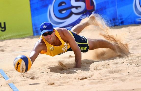 Lika roligt som hälsosamt! Bild lånad av: volleyboll.se