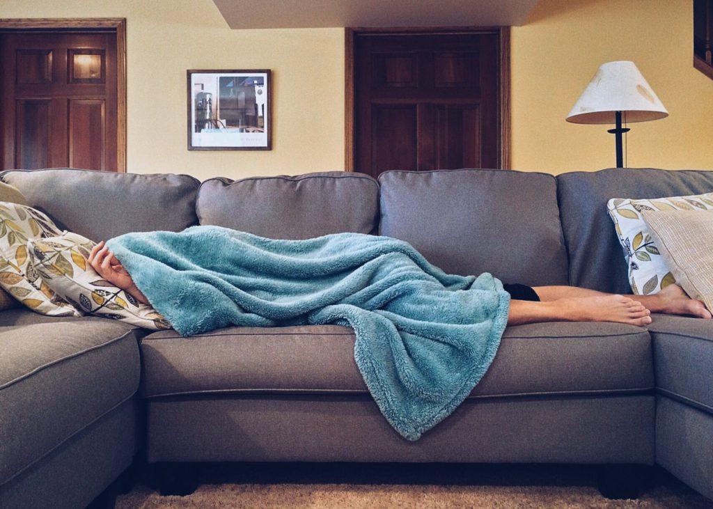 Sov på - men vem vet, snart kanske du gör det på gymmet?