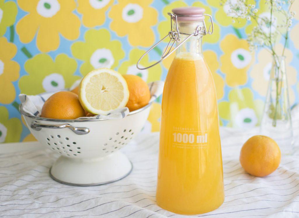 Varför inte starta dagen med en hemmasnickrad c-vitaminshot?