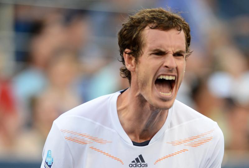 Andy Murray. FOTO: AP