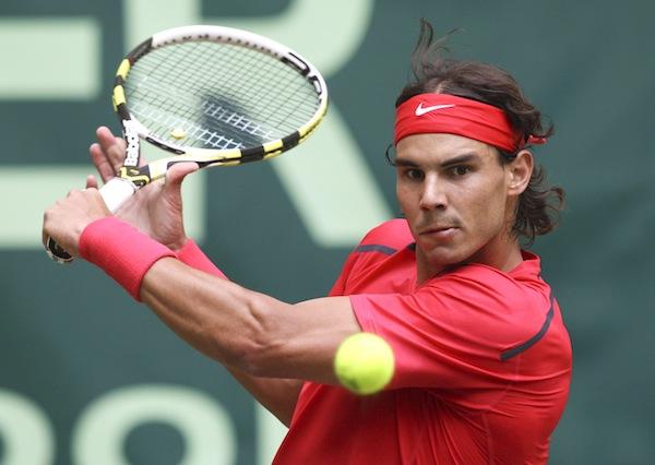 Tennis haas trivs i australien