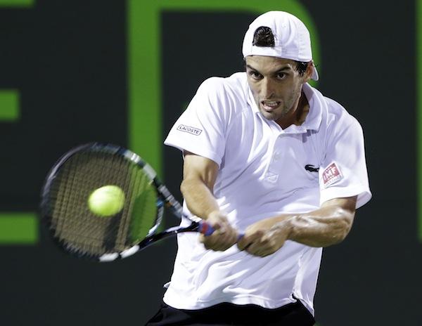 Albert Ramos. FOTO: AP