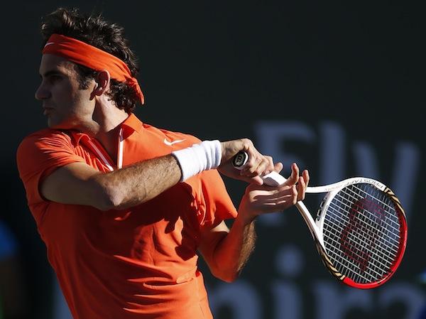 Roger Federer. FOTO: AP