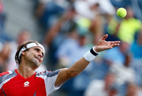 David Ferrer tvingas stå över Monte Carlo Masters på grund av skada. FOTO: BILDBYRÅN