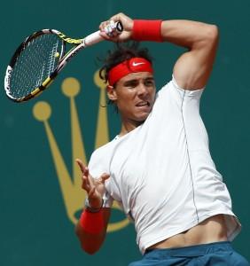Rafael Nadal förlorade sin första match i Monte Carlo på tio år. FOTO: BILDBYRÅN