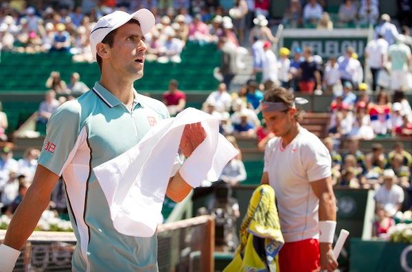 Wimbledon kokade nar serena skakade