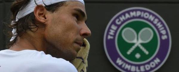 Nadal tog sin forsta grastitel
