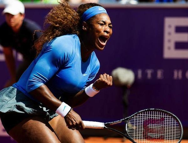 Serena Williams vann årets 53:e titel i Båstad.