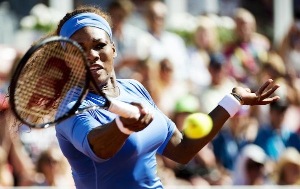 Serena Williams. FOTO: BILDBYRÅN