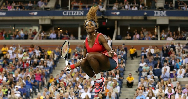 Serena Williams bärgade karriärens 17:e Grand Slam-buckla på Flushing Meadows. FOTO: BILDBYRÅN