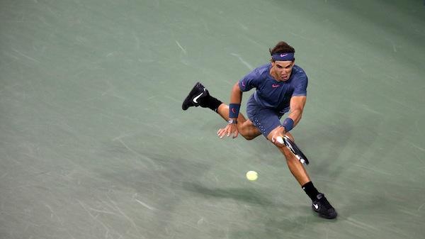 Rafael Nadal vann sin totalt 13:e Grand Slam-titel i US Open – och har nu bara en färre än Pete Sampras. FOTO: BILDBYRÅN