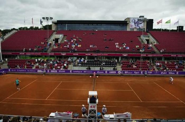 Swedish Open i Båstad fortsätter som 250-turnering. FOTO: BILDBYRÅN