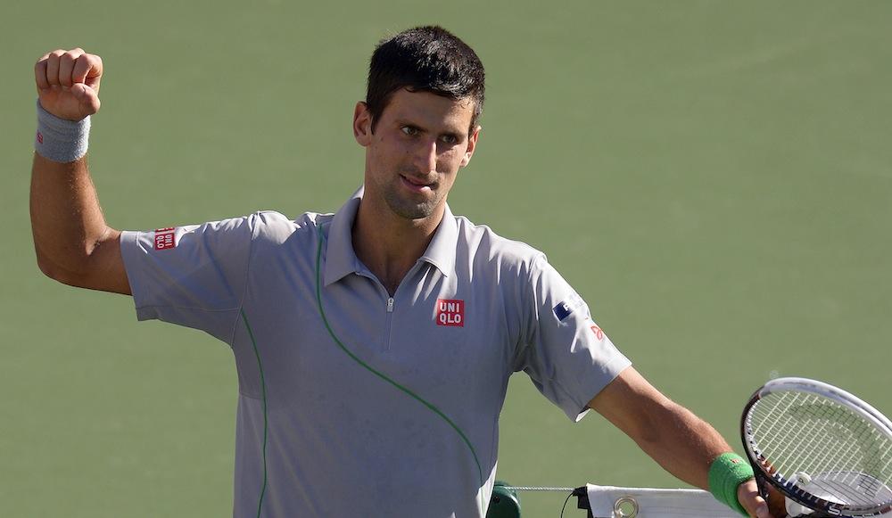 Novak Djokovic. FOTO: AP