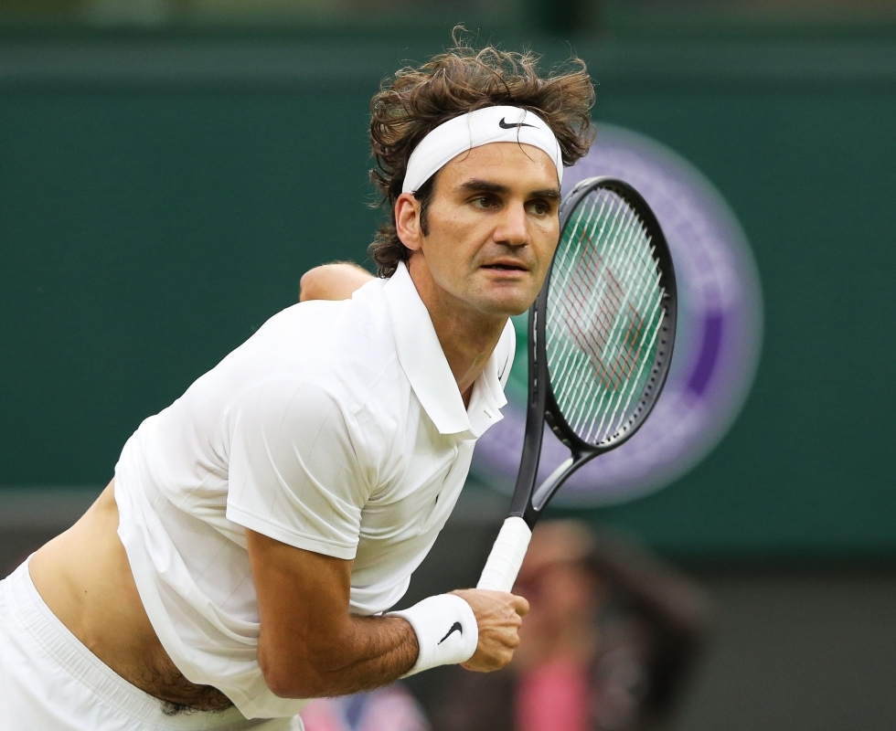 Federer tog sjunde segern i dubai