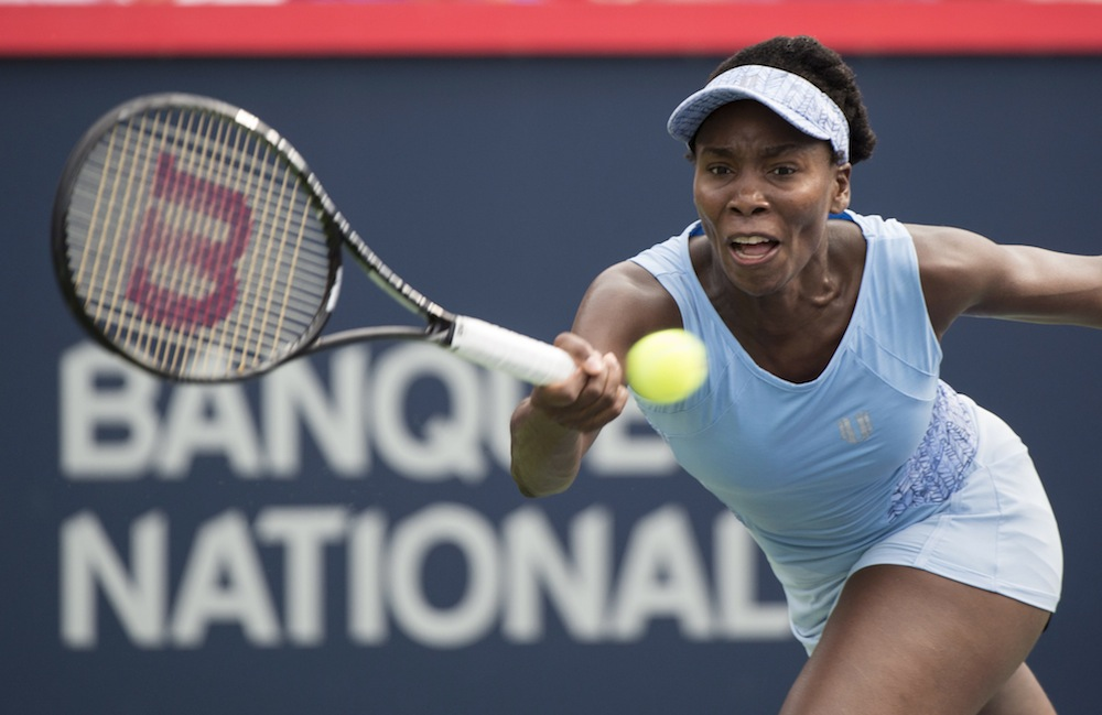 Venus Williams. FOTO: AP