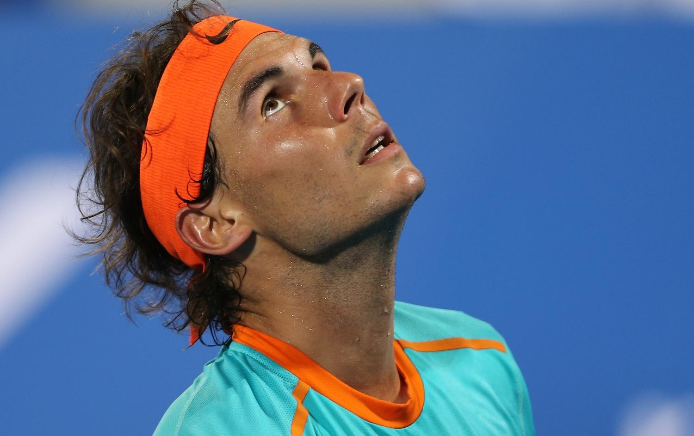Hur länge orkar Rafael Nadals kropp fortsätta bära hans framgångar? FOTO: AP