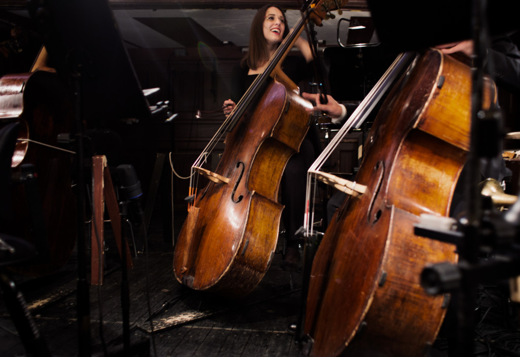 30/10-2016. Emily Honeymon i Operahuset i Stockholm.  Foto: Åke Ericson.