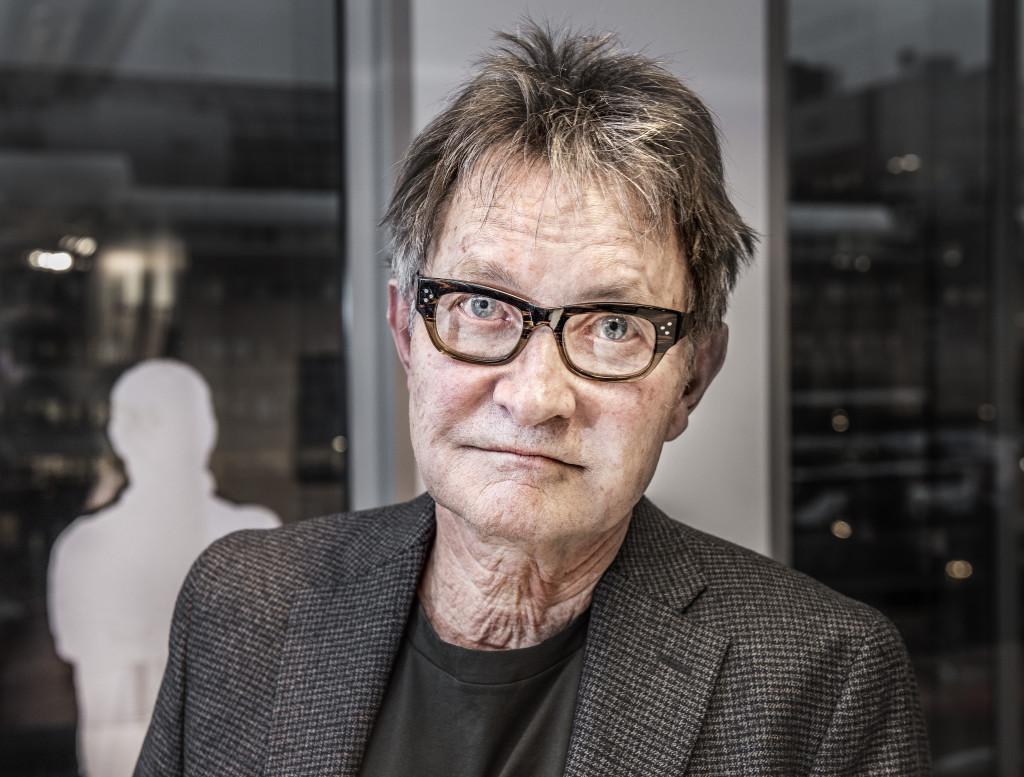 2016-11-18 Börje Svensson.Fängelsepyskolog.  Foto: Tomas Oneborg / code 30142