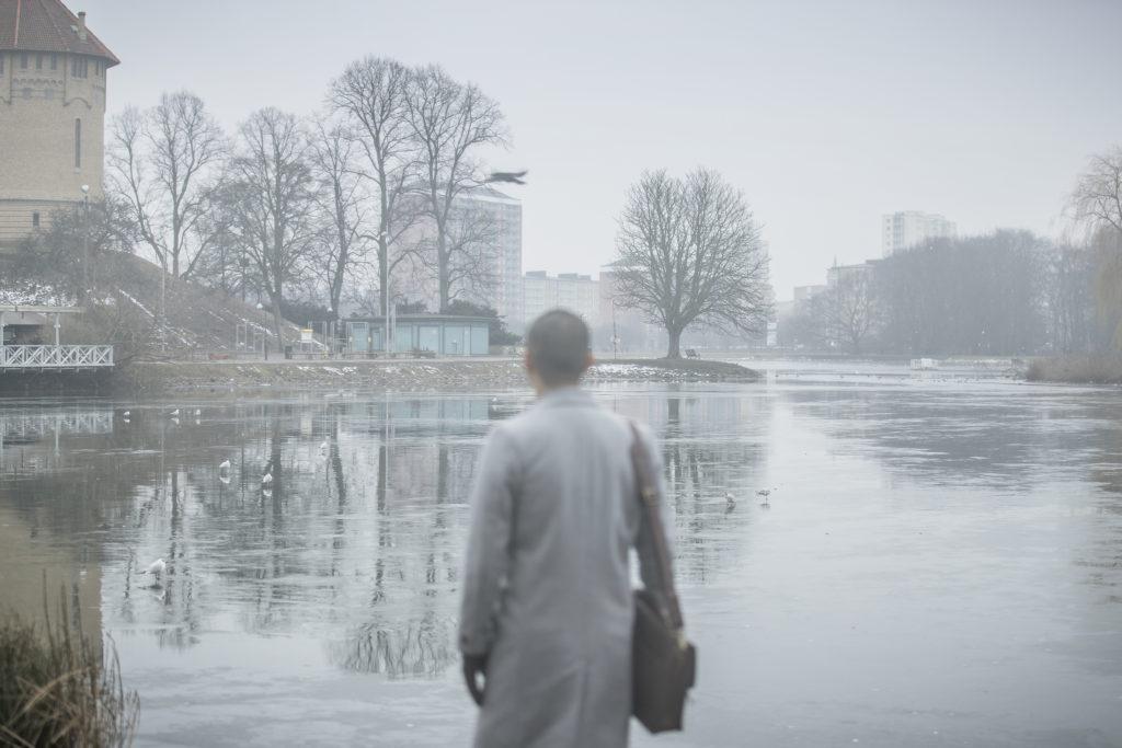 foto : magnus wennman : patrik lundberg i malmš