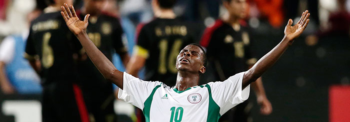 Lagerbacks nigeria utslaget