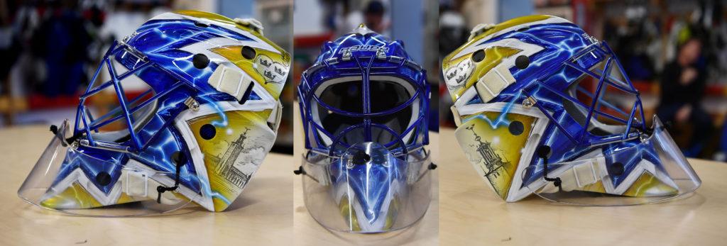 hank-mask