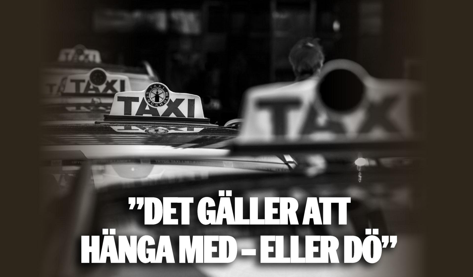 STOCKHOLM 2016-10-24 Taxibilar utanfˆr Stockholms central  Foto: Lars Pehrson / SvD / TT / Kod: 30152 ** OUT DN och Dagens Industri (‰ven arkiv) och Metro **