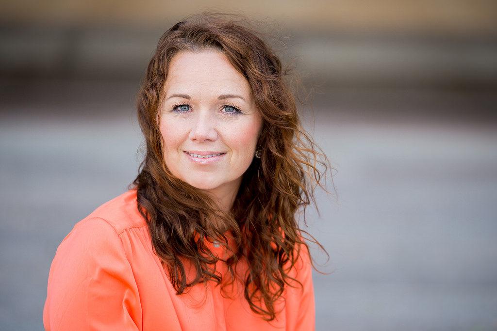 Alexandra Gahnström, barnens försäkringsexpert på Trygg-Hansa.