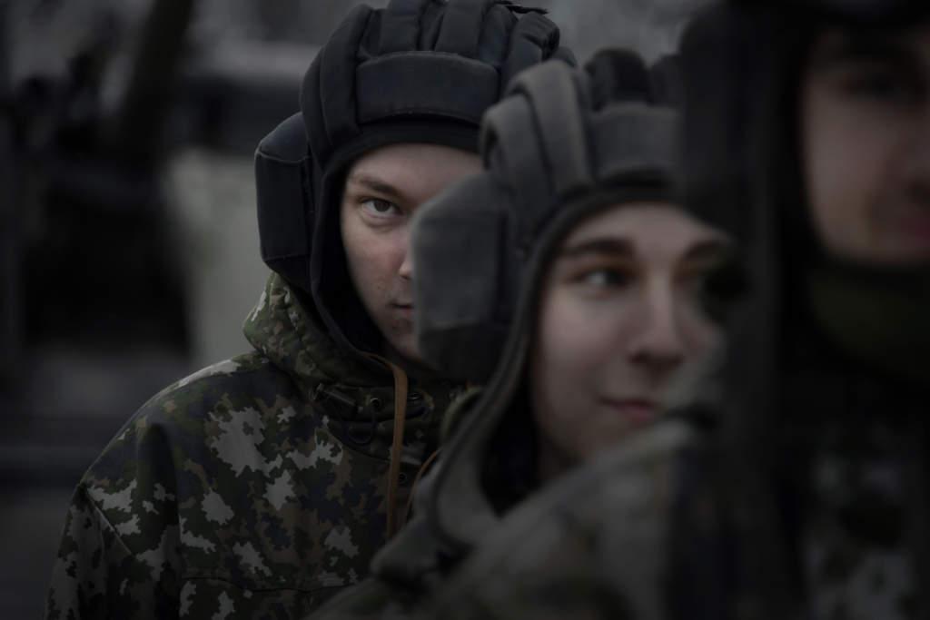 foto : stemat : foto: stefan mattsson , karelska brigaden. pansarskytte, finsk vŠrnplikt