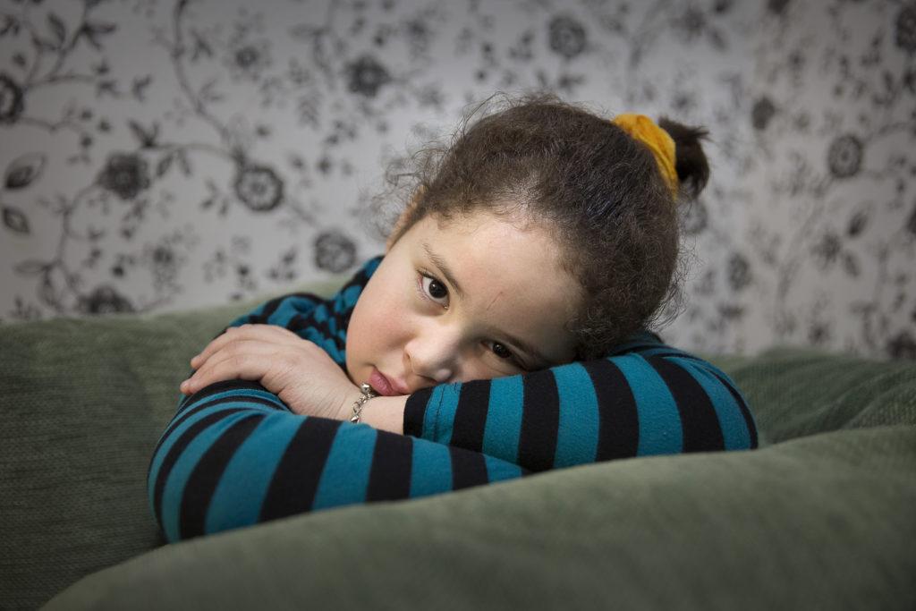 9-Œriga marwa laaraouat ska utvisas ensam till marocko. hon behšver sin fšrsvunna pappas godkŠnnande fšr att fŒ stanna i sverige