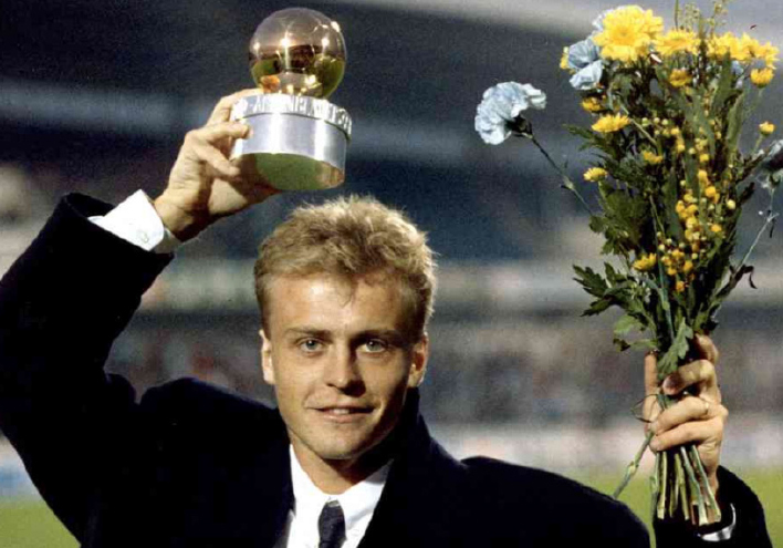 1989: JONAS THERN, BENFICA