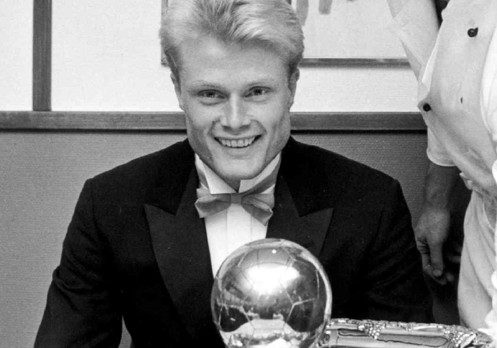 1987: PETER LARSSON, AJAX