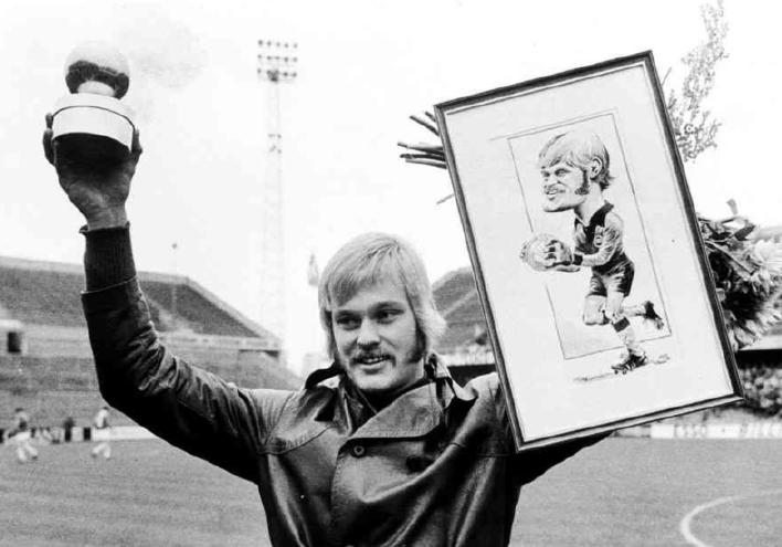1971: RONNIE HELLSTRÖM, HAMMARBY