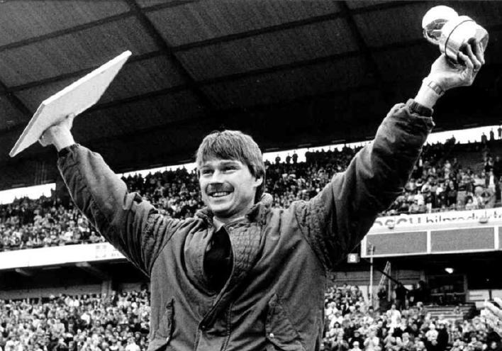 1984: SVEN DAHLKVIST, AIK
