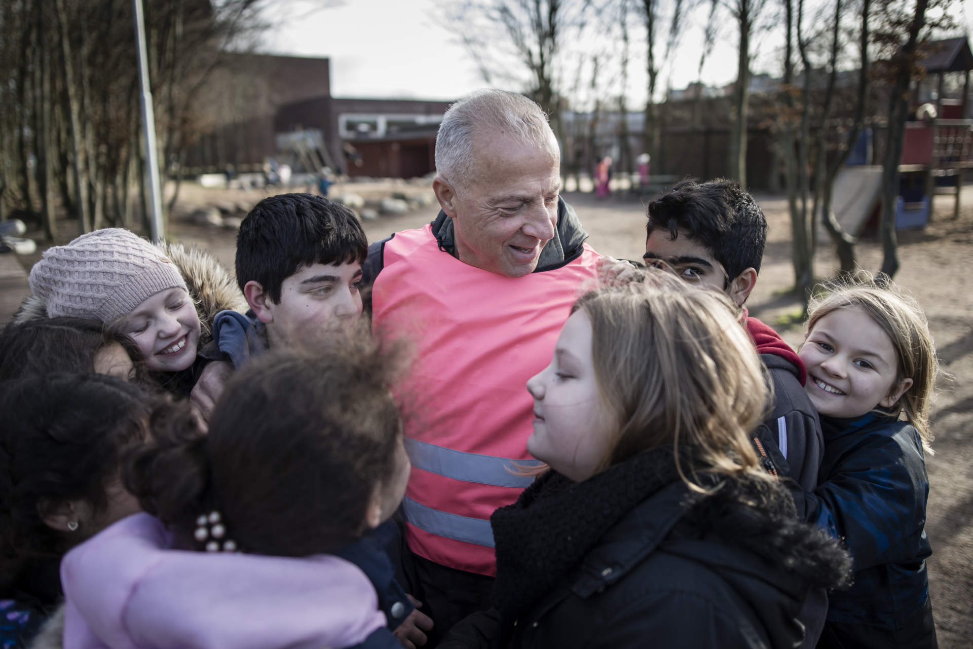 Hossein Karbassi är föšrstalŠärare påŒ KlostergåŒrdsskolan i Lund.